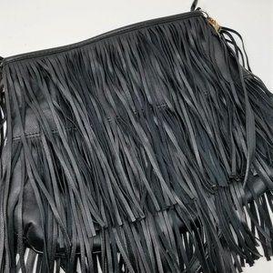 Fringe Fringe Fringe H & M Shoulder Purse